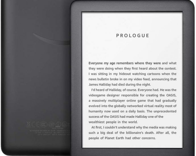 Nejlevnější čtečky elektronických knih