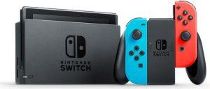 Nejlevnější Nintendo Switch