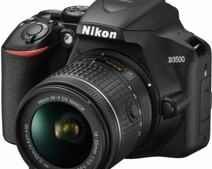 Nejlevnější Nikon D3500